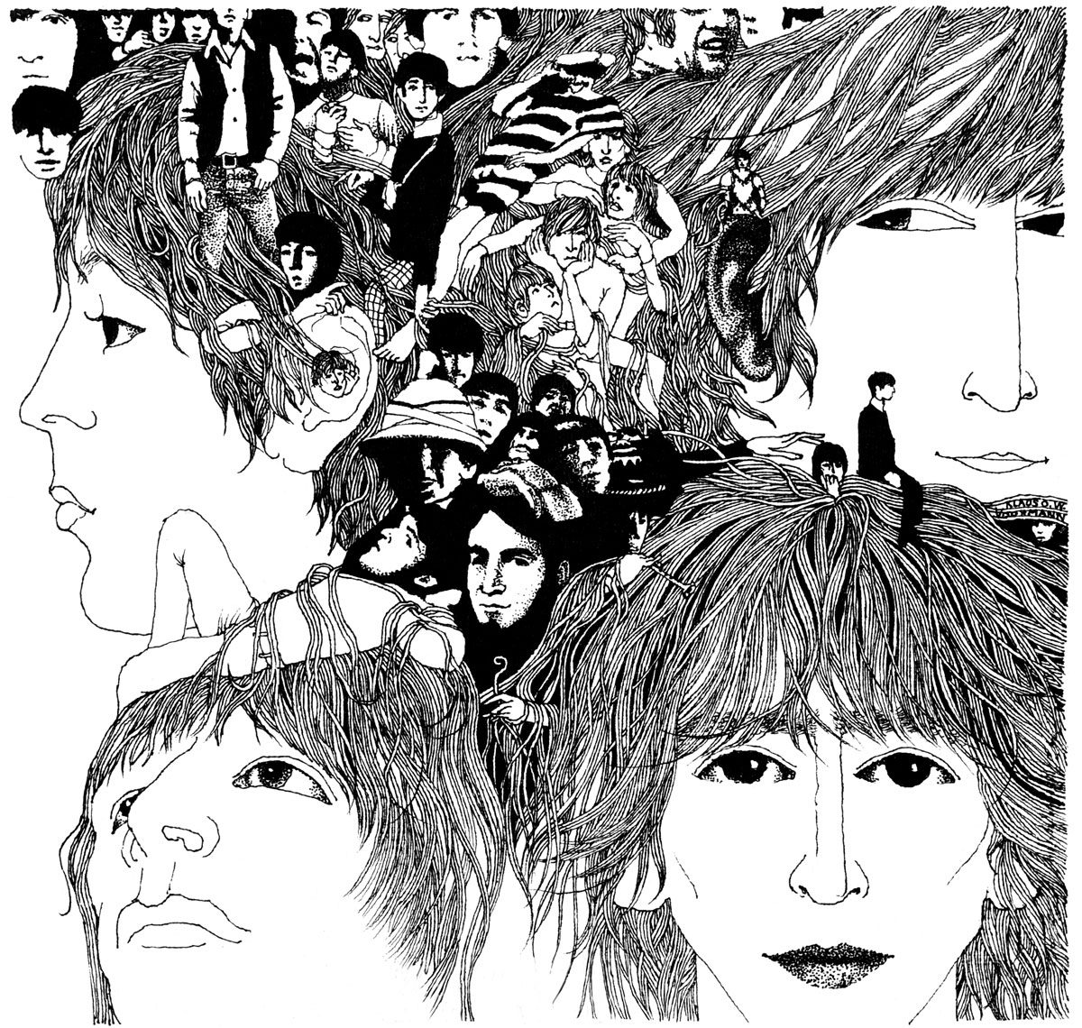 Klaus Voormann AP 18-1 Remember 4